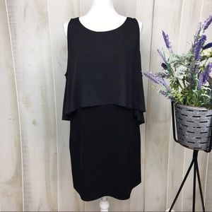 NWT Kobi Halperin Black Arabelle Dress